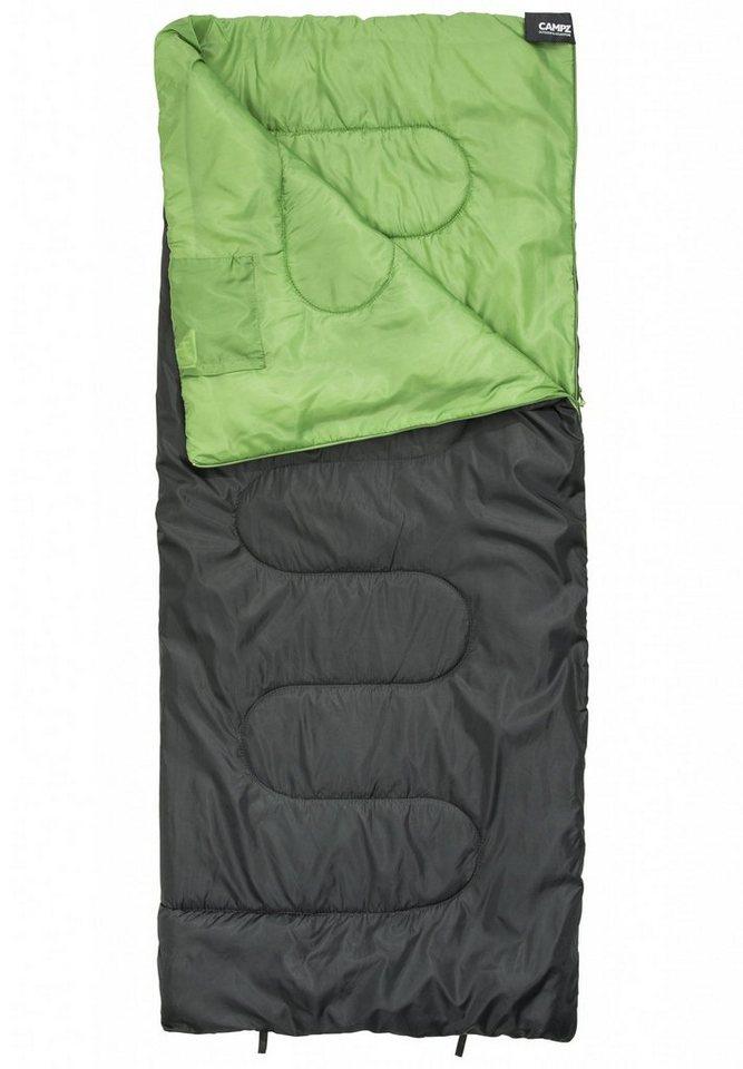 CAMPZ Schlafsack »Surfer 400 Schlafsack« in grau