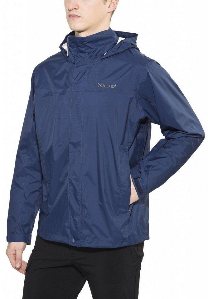Marmot Regenjacke »PreCip Jacket Men« in blau