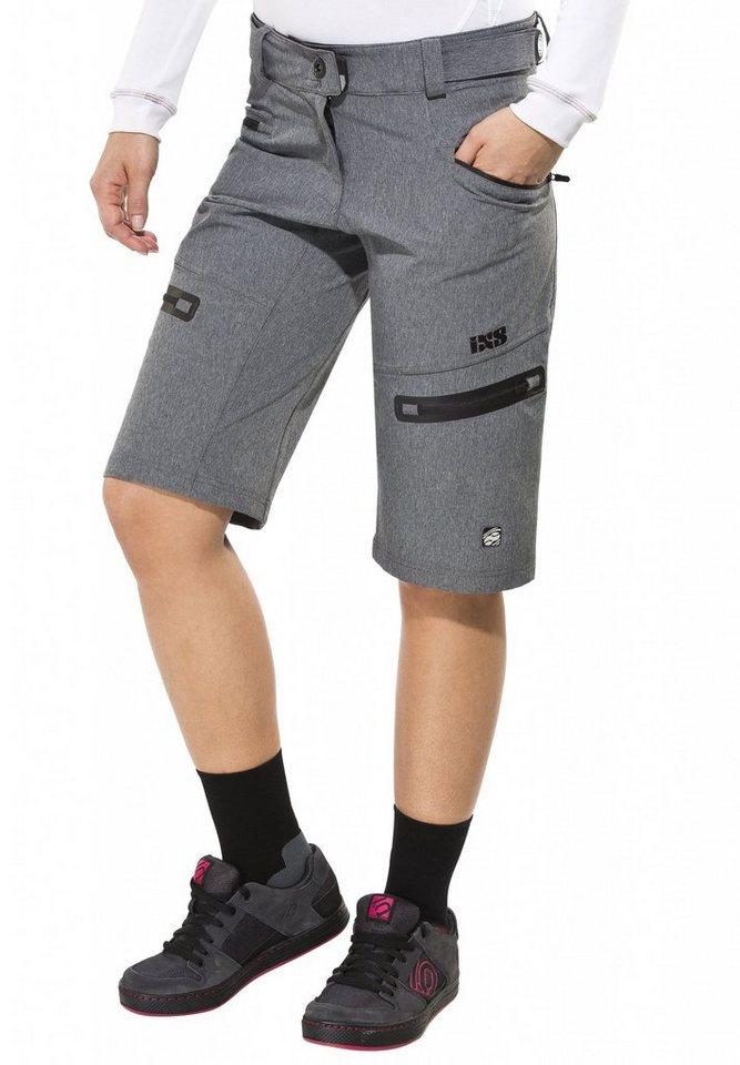 IXS Radhose »Sever 6.1 BC Shorts Women« in schwarz