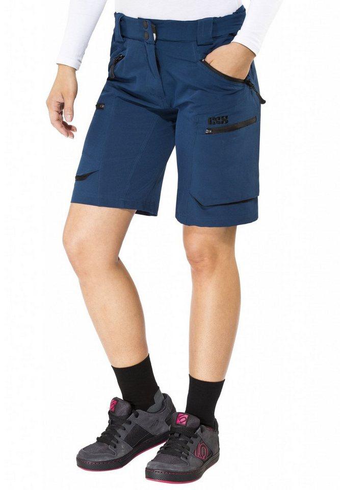 IXS Radhose »Tema 6.1 Trail Shorts Women« in blau