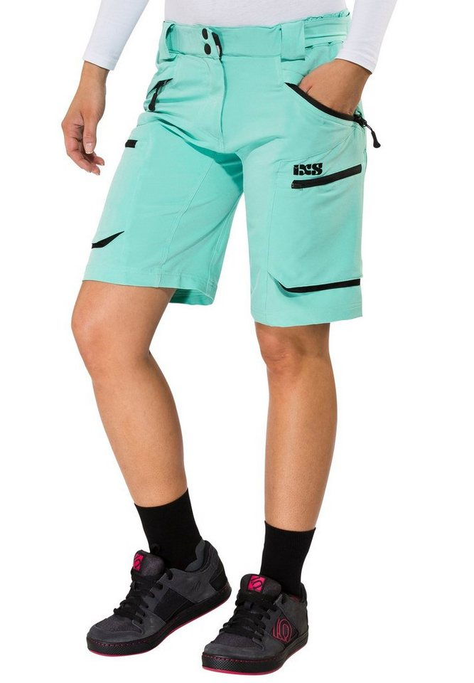 IXS Radhose »Tema 6.1 Trail Shorts Women« in türkis