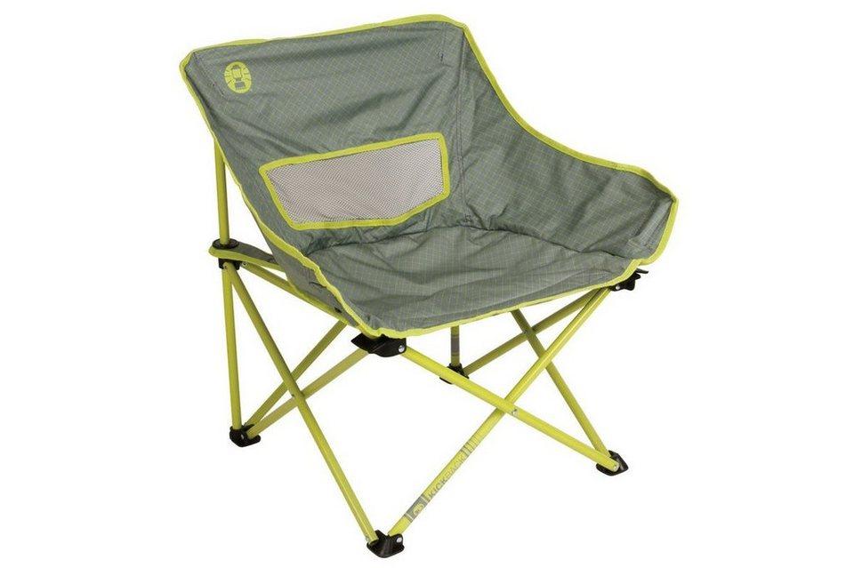 Coleman Camping-Stuhl »Kickback Breeze Chair« in grau