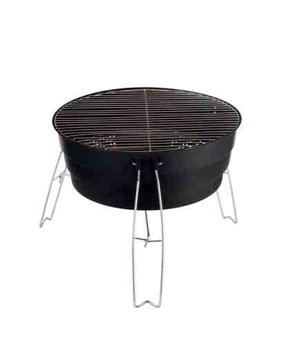 Relags Camping-Grill »Pop Up Grill Ø 38 cm«