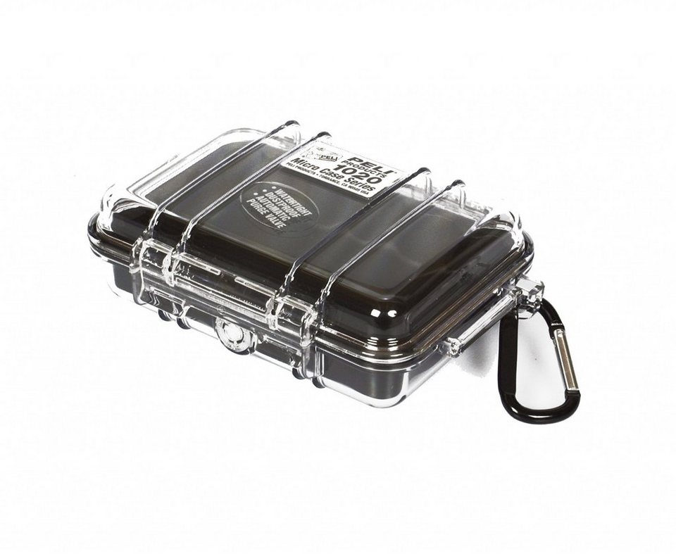 Peli Campingtruhe & -Kiste »MicroCase 1020« in transparent