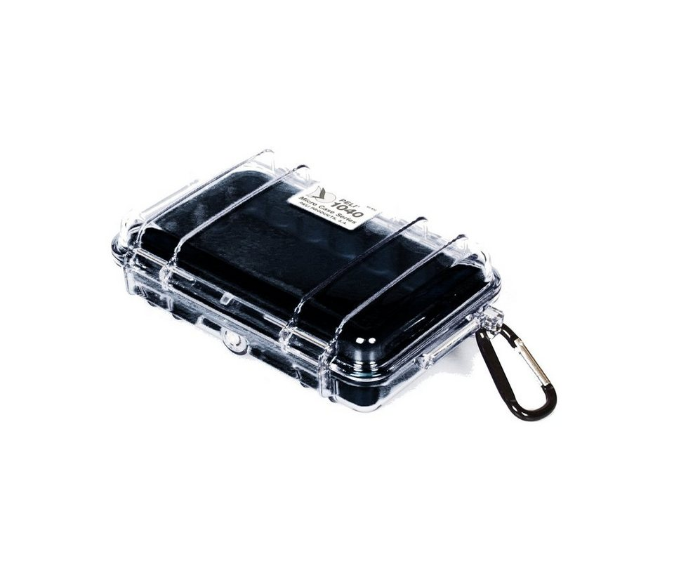 Peli Campingtruhe & -Kiste »MicroCase 1040« in transparent