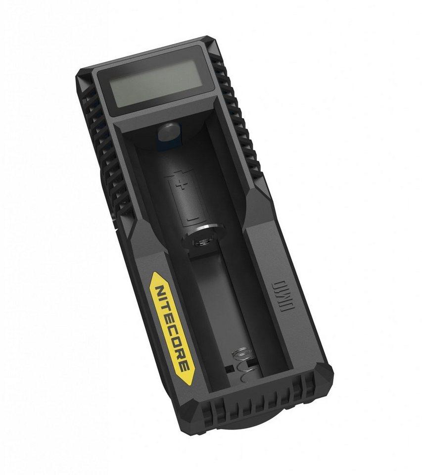 NITECORE Ladegerät »USB Ladegerät UM 10« in schwarz