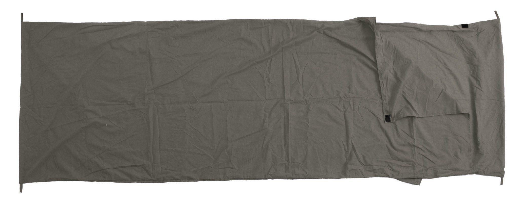 Basic Nature Schlafsack »Mischgewebe Inlett Deckenform«