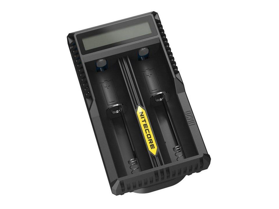 Nitecore Ladegerät »USB Ladegerät UM 20« in schwarz
