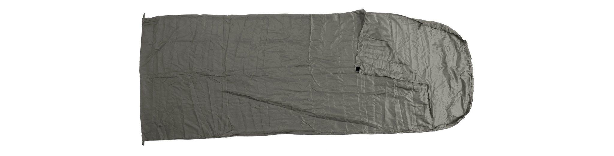 Basic Nature Schlafsack »Seideninlett Deckenform«