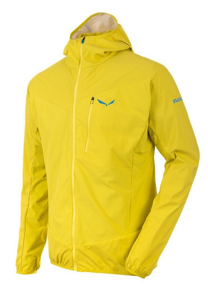 Salewa Softshelljacke »Pedroc Hybrid 2 DST/PTX Jacket Men« in gelb