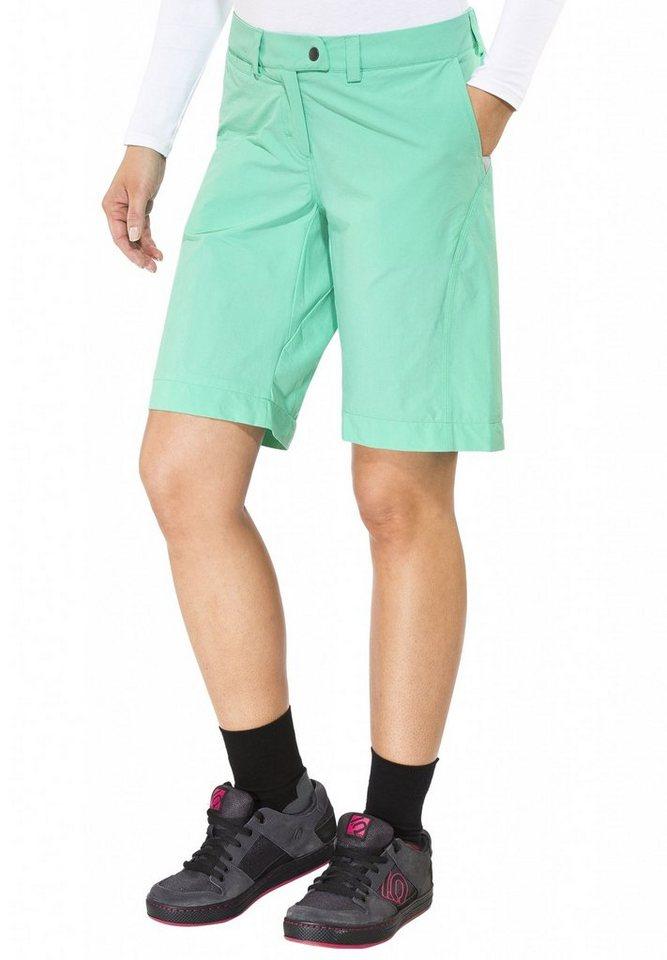 Odlo Radhose »PRAGEL Shorts Women« in grün