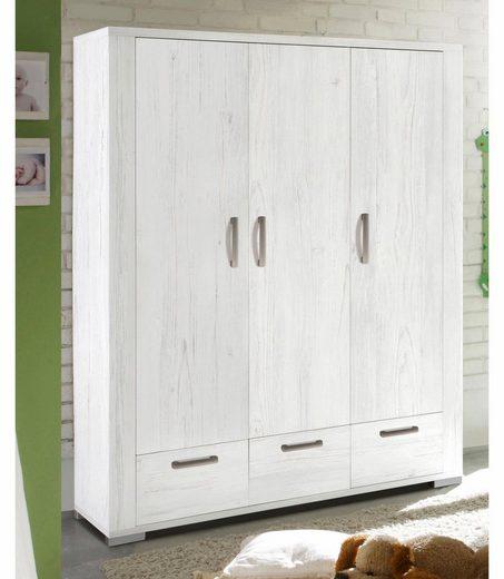 3 t riger schrank aus der serie ziggo in anderson pine online kaufen otto. Black Bedroom Furniture Sets. Home Design Ideas
