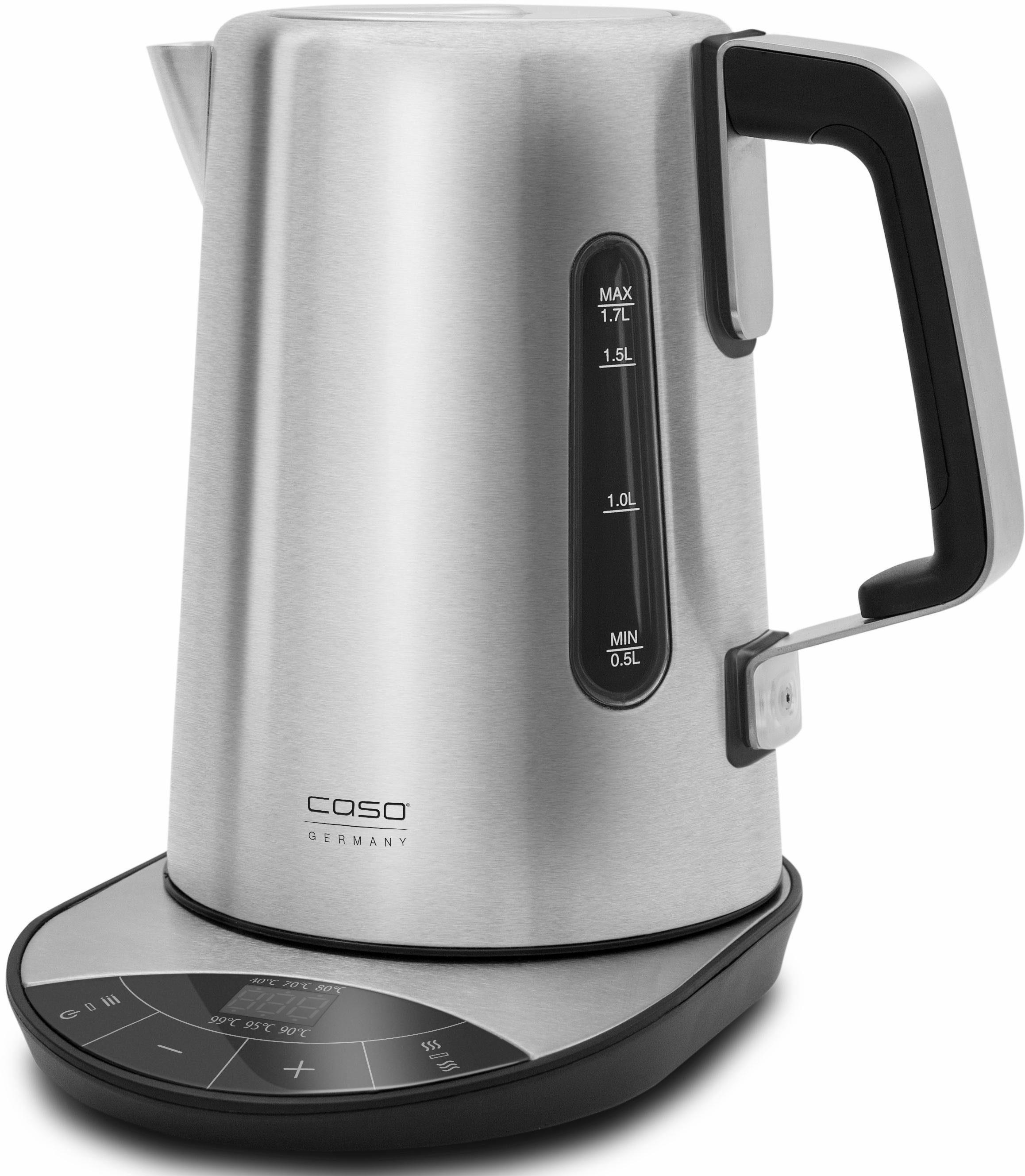 CASO Design Wasserkocher CASO WK2500, 1,7 Liter, 2500 Watt