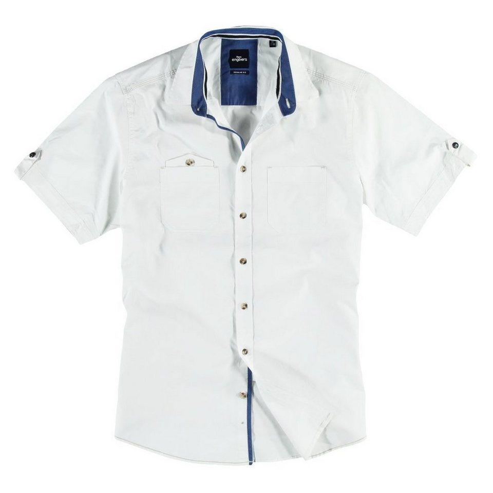 engbers Hemd in Reinweiss