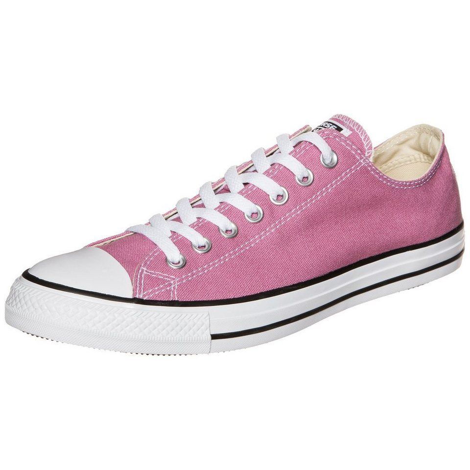 CONVERSE Chuck Taylor All Star OX Sneaker in rosa / weiß