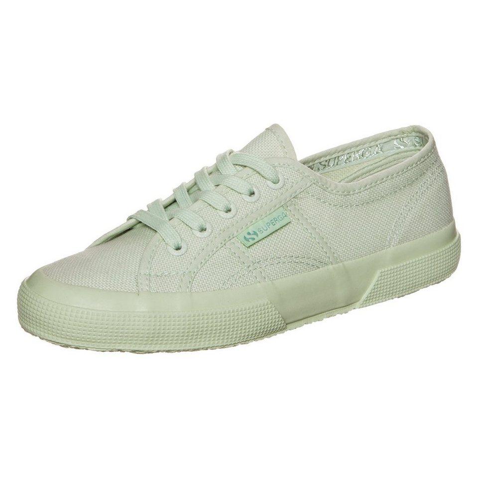 Superga 2750 Cotu Classic Sneaker Damen in hellgrün