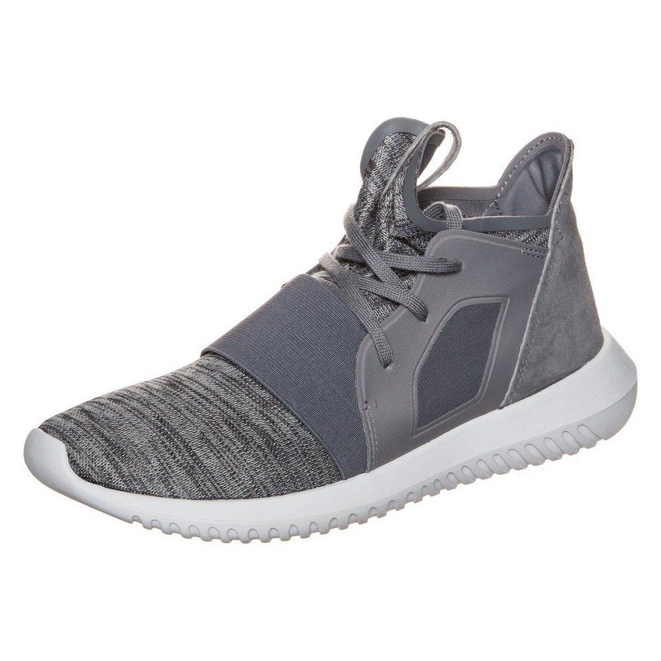 adidas Originals Tubular Defiant Sneaker Damen in grau / weiß