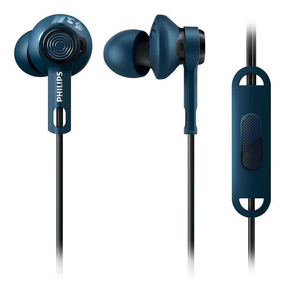 Philips Sport InEar Kopfhörer »SHQ2405/00« in blau
