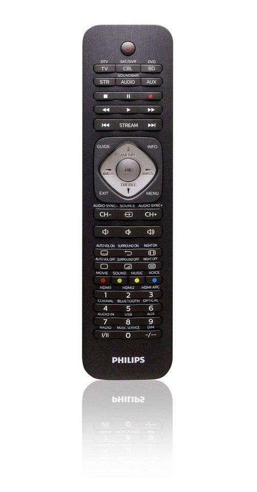 Philips Fernbedienung »SRP5016/10« in schwarz