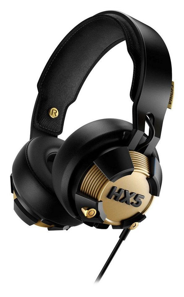 Philips Nitro OnEar Kopfhörer »SHX50/00« in schwarz