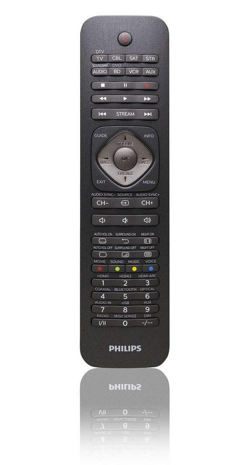 Philips Fernbedienung »SRP5018/10« in schwarz