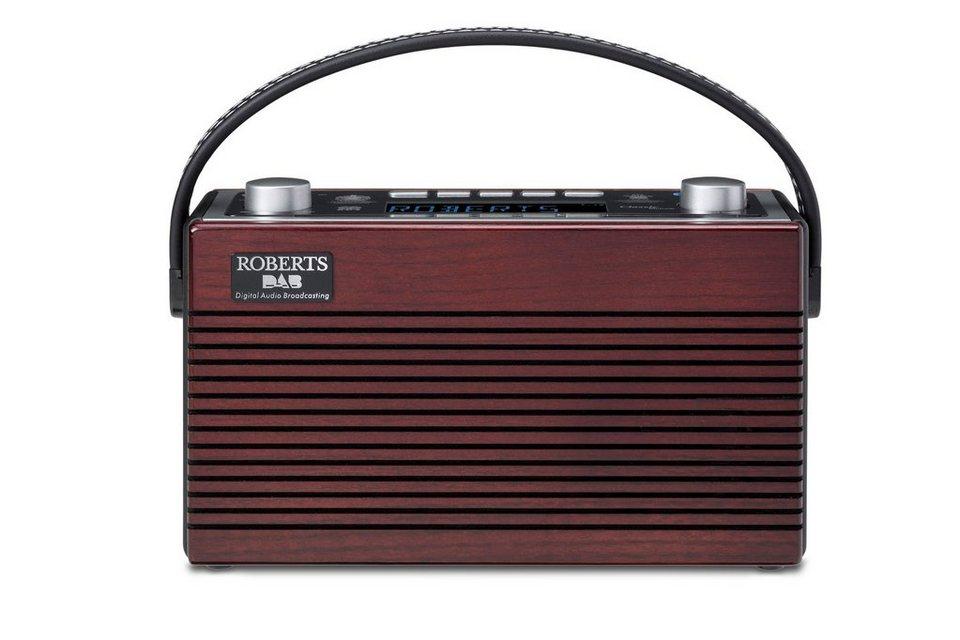 Roberts Radio Bluetooth Radio »Classic BluTune« in braun