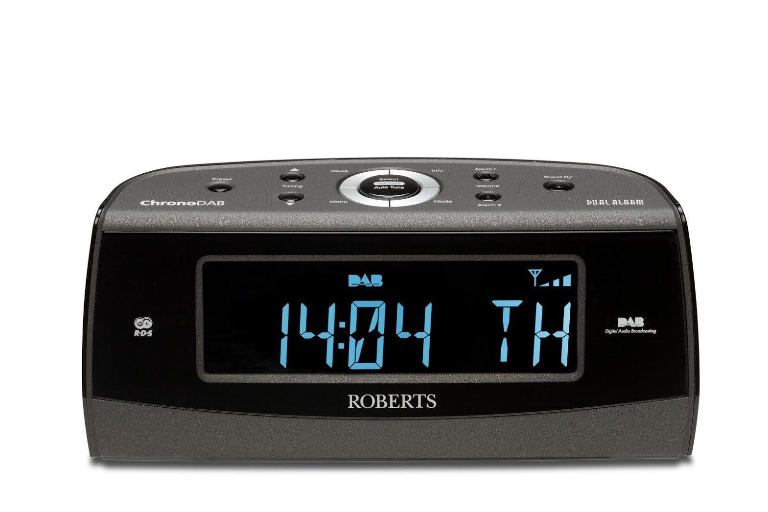 Roberts Radio Radiowecker »ChronoDAB«