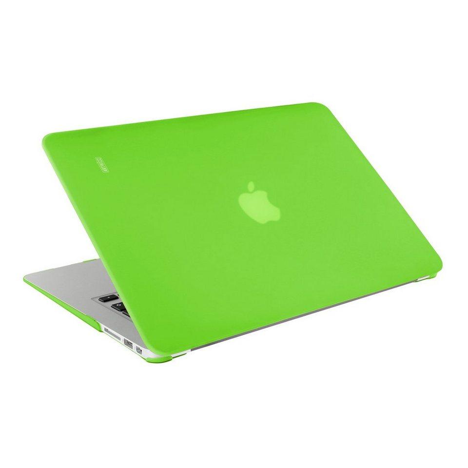 Artwizz Hartschalenclip »Rubber Clip für MacBook Air 13« in grün
