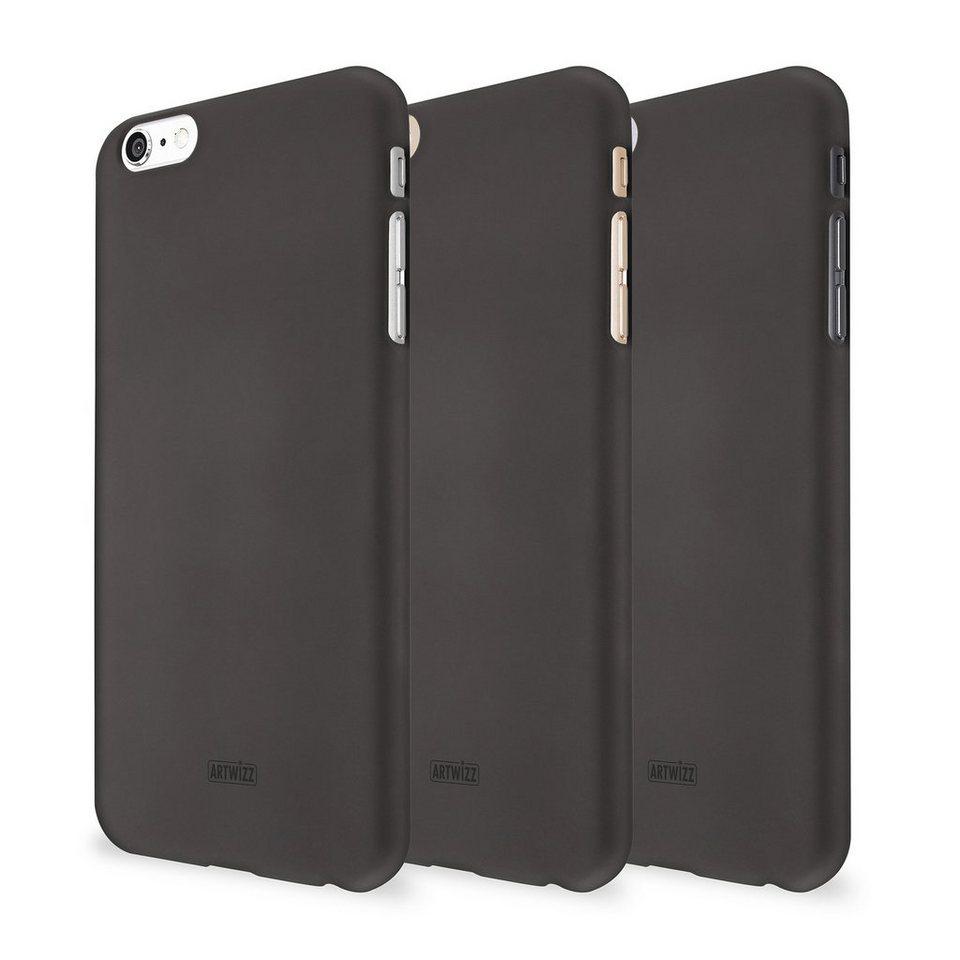 Artwizz Hartschalenclip »Rubber Clip for iPhone 6 & 6s« in schwarz