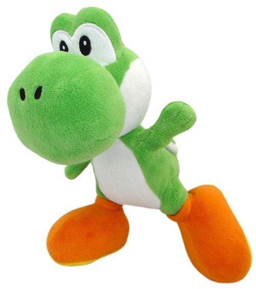 Together+ Fanartikel »Nintendo Plüschfigur Yoshi-bew.Arme/Beine (23cm)«