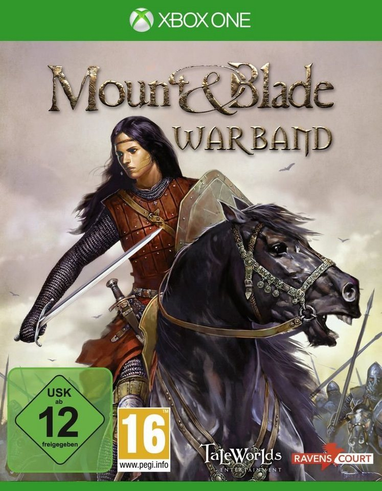 Koch Media XBOX One - Spiel »Mount & Blade: Warband (HD)«