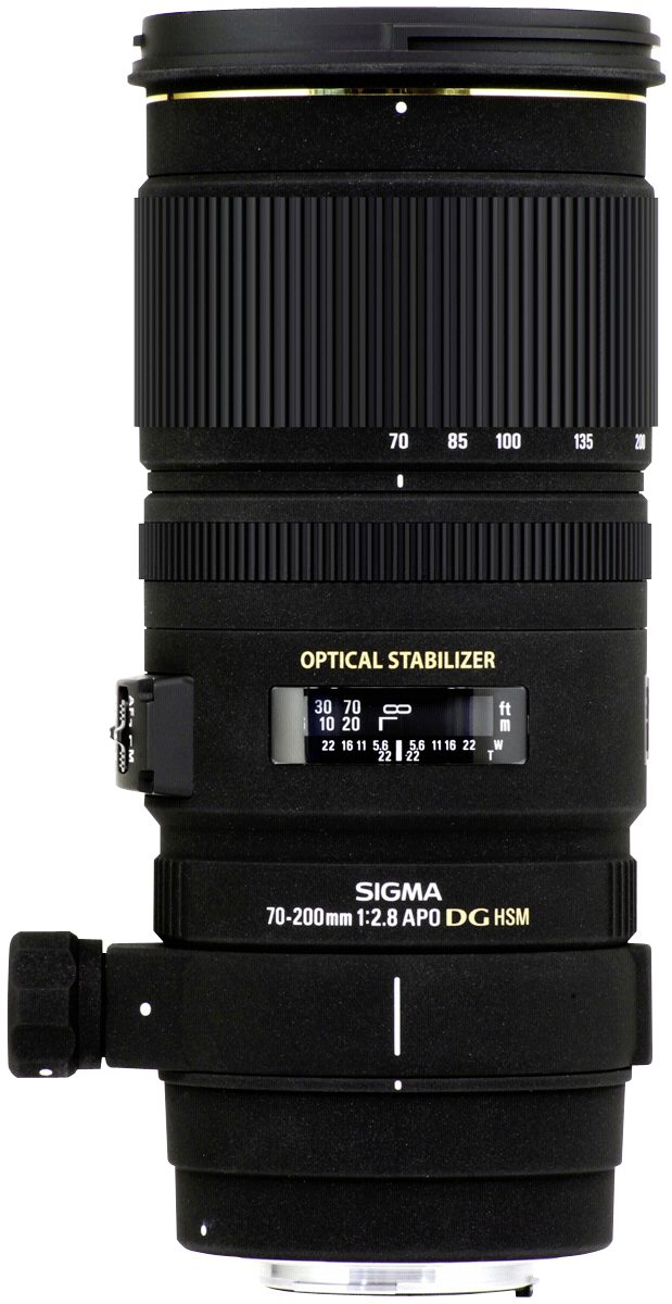 Sigma SLR Objektive »EX 2,8/70-200 DG C/AF OS HSM«