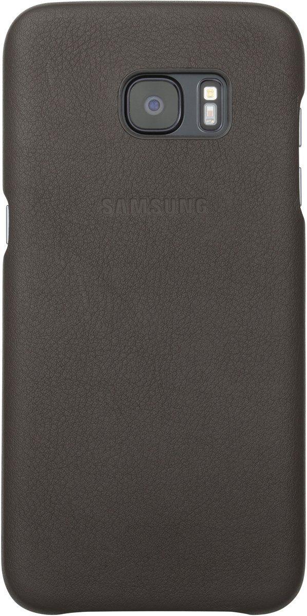 Samsung Handytasche »Leder Cover für Galaxy S7 Edge«