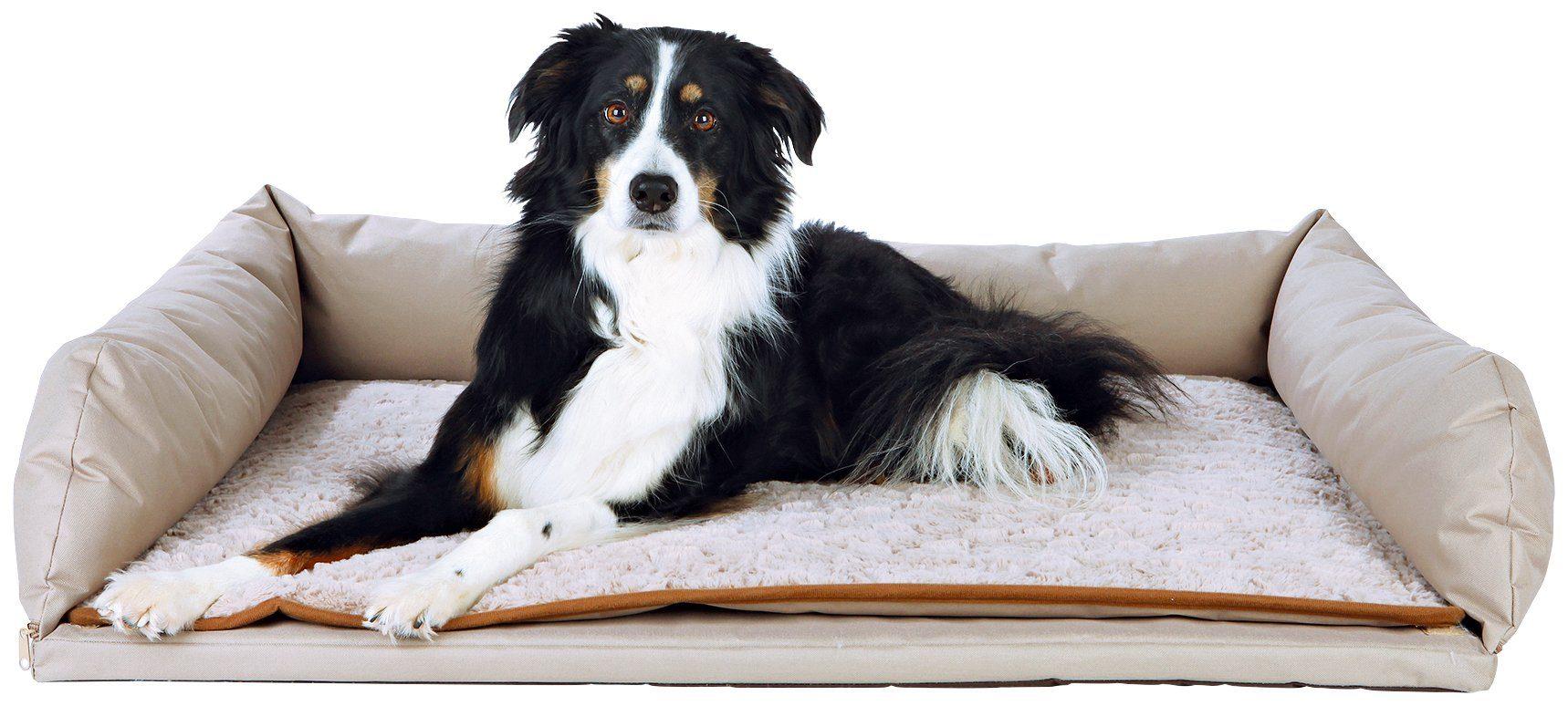 Hunde-Auto-Bett, BxL: 95x75 cm