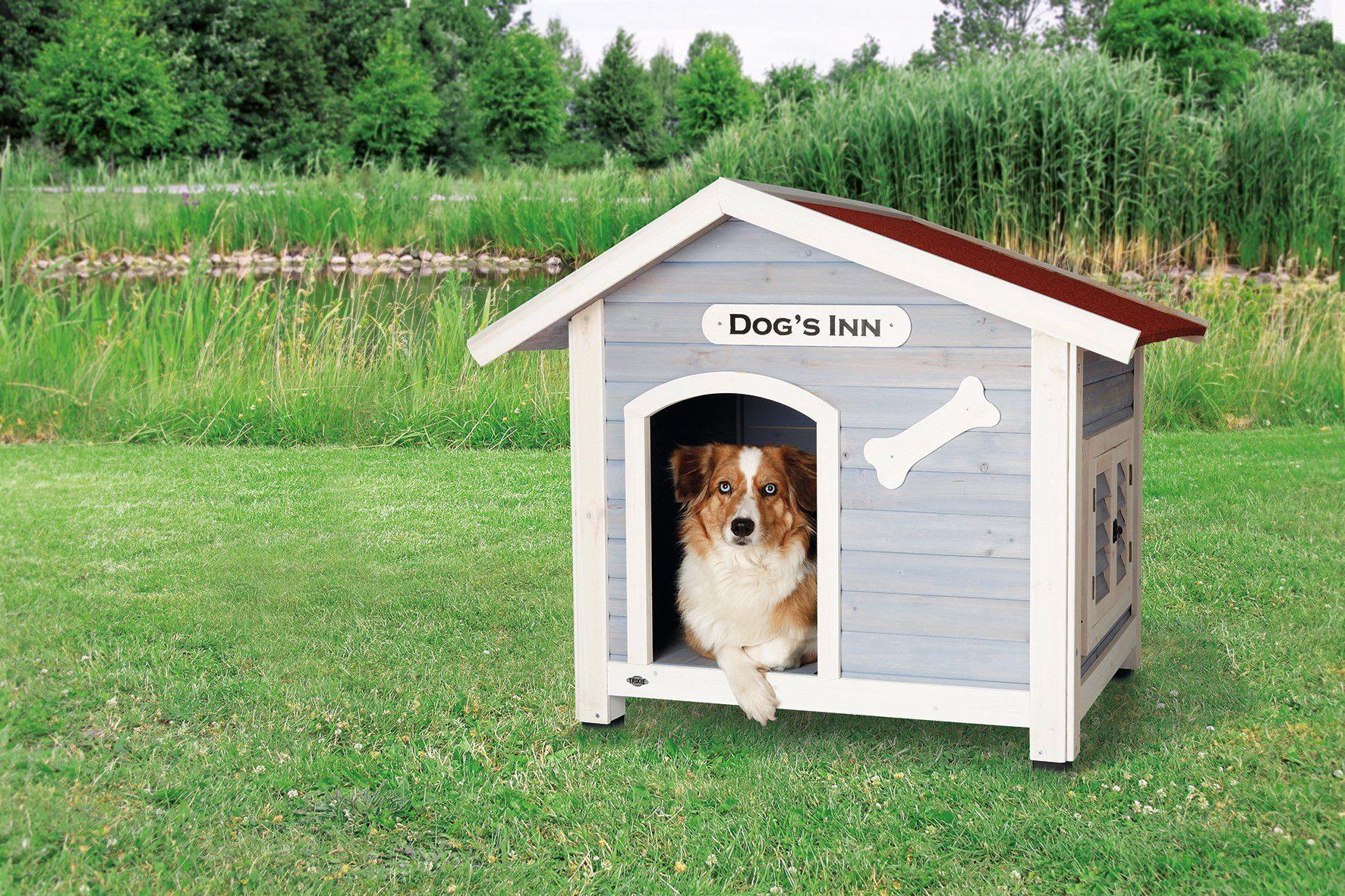 Hundehütte »Dog's Inn Gr. L«, B/T/H: 107/90/93 cm