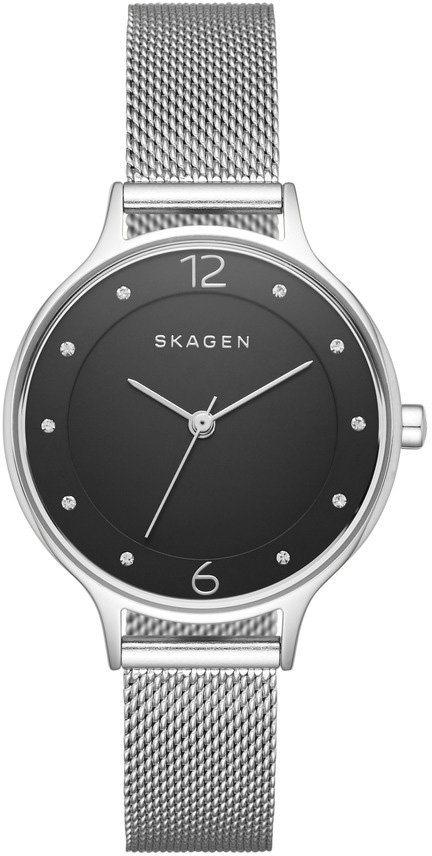 Skagen Armbanduhr, »ANITA, SKW2473« in silberfarben