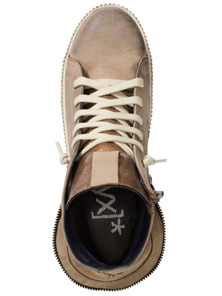 Sneaker von XYXYX in taupe