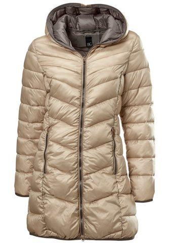 CASUAL Куртка стеганая с капюшон