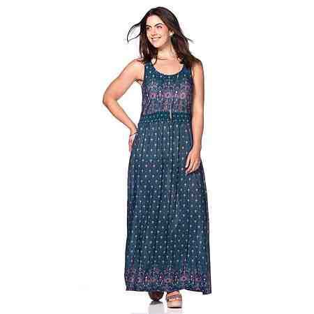sheego Casual Strandkleid