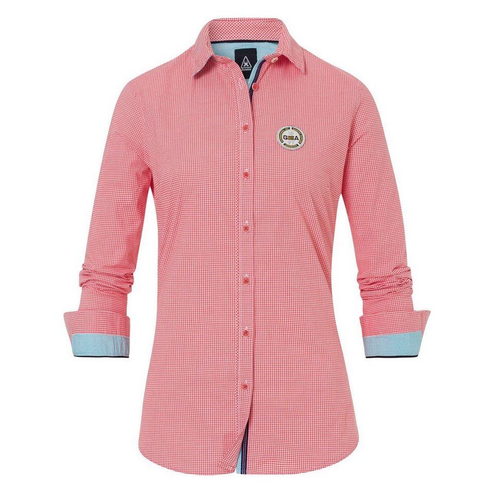 Gaastra Hemdbluse in pink