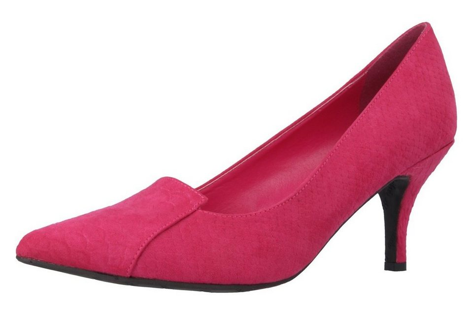 Andres Machado Pumps in Pink