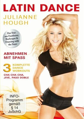 DVD »Julianne Hough - Latin Dance«