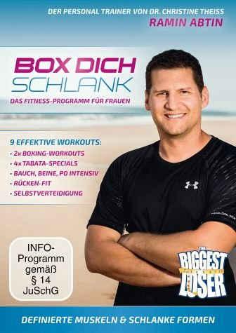 Schipkau Annahütte Angebote DVD »Box dich schlank«