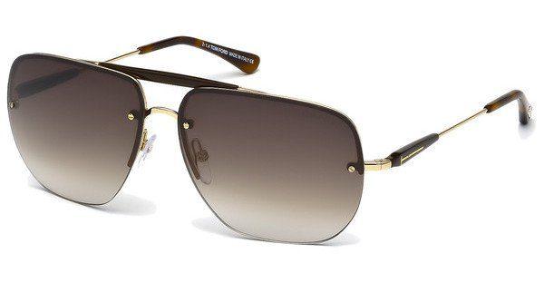 Tom Ford Herren Sonnenbrille »Nils FT0380«