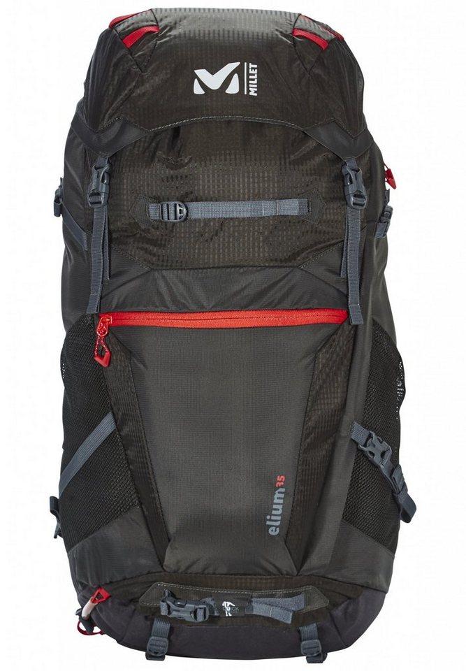 Millet Sport- und Freizeittasche »Elium 35 Backpack« in grau