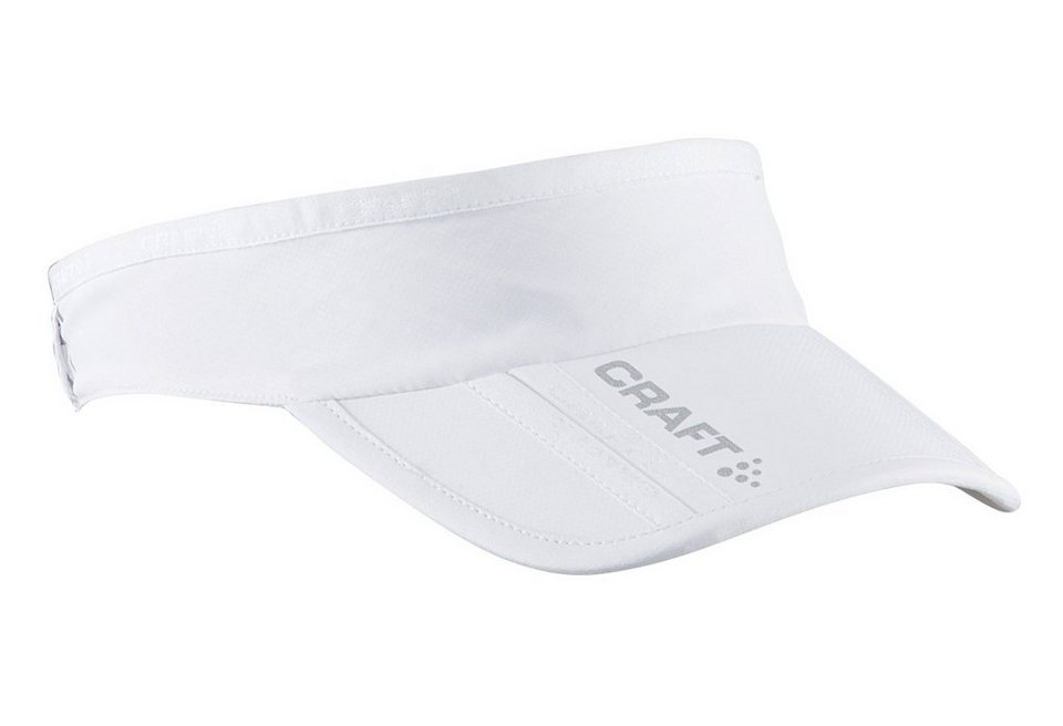 Craft Hut »Sun Visor Unisex« in weiß