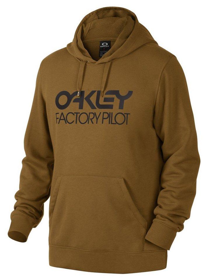 Oakley Pullover »DWR FP P/O Hoodie Men« in braun
