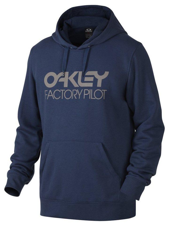 Oakley Pullover »DWR FP P/O Hoodie Men« in blau