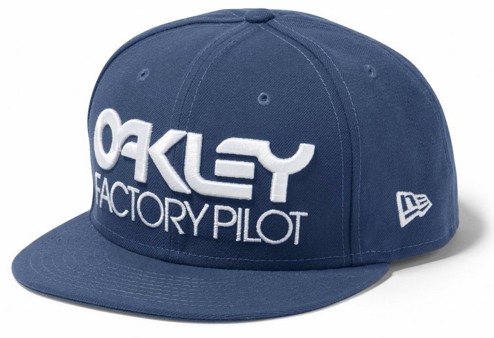 Oakley Hut »FP Novelty Snap-Back Hat Men« in blau