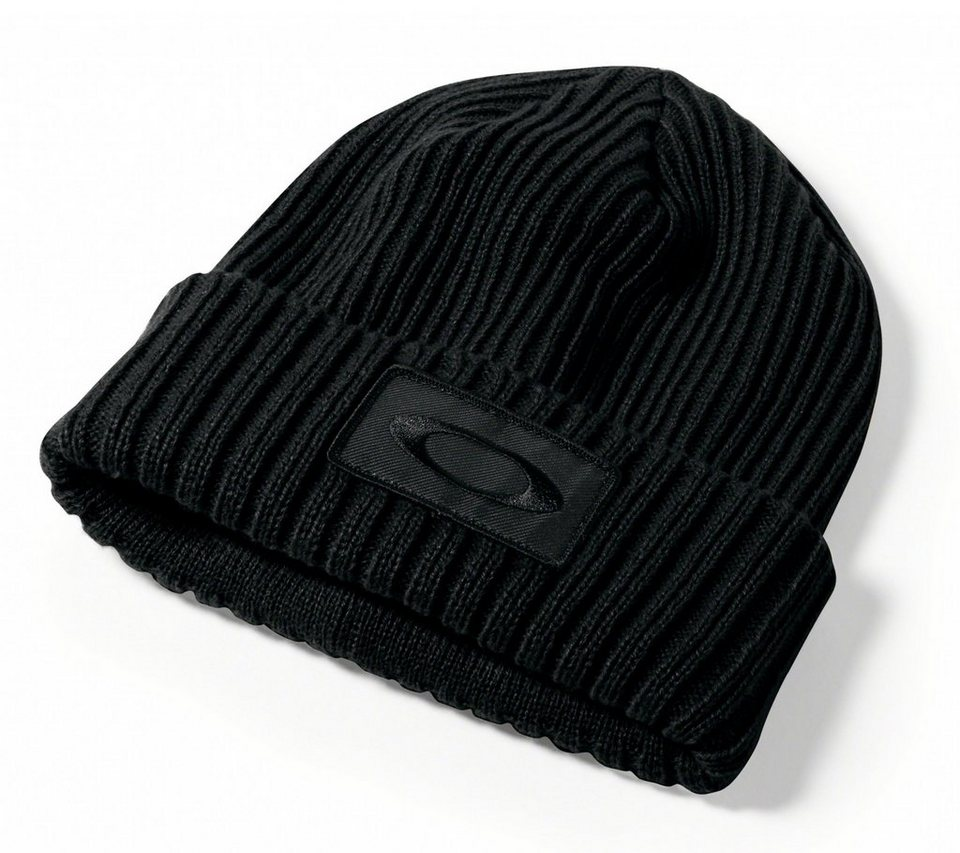 Oakley Hut »Dead Tree Cuff Beanie Men« in schwarz